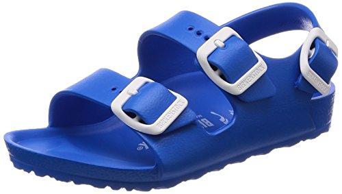 BIRKENSTOCK Unisex-Child 1009355_31 Outdoor Sandals, Blue