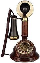 $165 » Landline Phones for Home,landline Phones Telephone Antique European Vintage Corded Phone Classic Rotary Dial Home Landline...