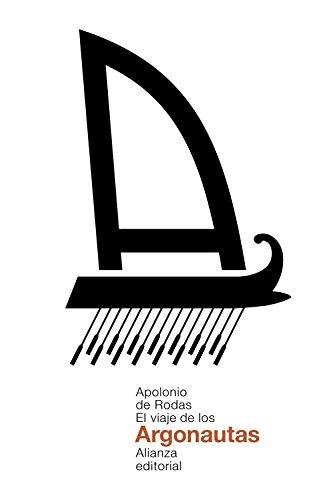 El viaje de los Argonautas (El libro de bolsillo - Clásicos de Grecia y Roma)