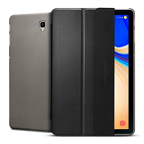 Spigen Smart Fold Designed For Samsung Galaxy Tab S4 Case - Black