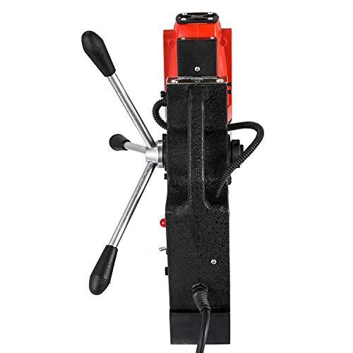 Mophorn Taladro Magnetico BRM35 Broca Magnética 12-35 mm 980W Taladro Electro Magnénito 680RPM (BRM35)