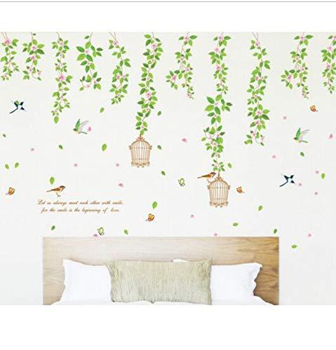 GKAWHH Charactizing Einen Hintergrund des Wohnzimmers Das Schlafzimmer Schmücken Hausrat Wandaufkleber 120Cm * 90Cm