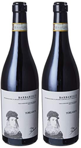Torlasco Confezione Regalo Bottiglie Barbaresco Docg - Confezione da 2 X 750 ml
