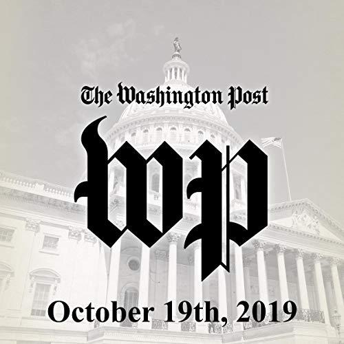 October 19, 2019 cover art