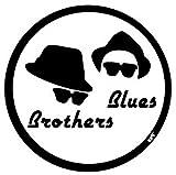 1art1 Blues Brothers - Logo, Hüte Und Sonnenbrillen