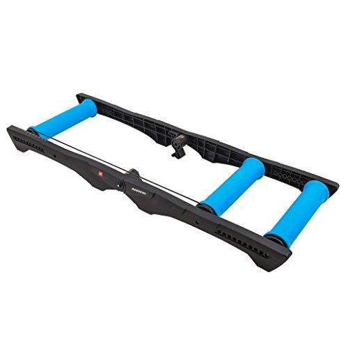 Massi Action Roller, Deportes,Rodillos para Bicicleta, Negro, MTB/VTT 26´´ -29´´