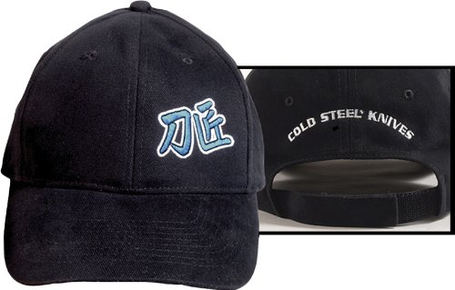 Cold Steel Embroidered Hat.