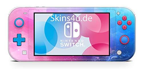 Skins4u Aufkleber Skins für Nintendo Switch Lite Konsole Decal Cover Sticker Schutzfolie Design Fantastic