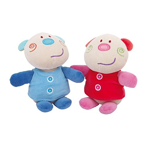 Small foot company - 5573 - Peluche - Lulu & Fred