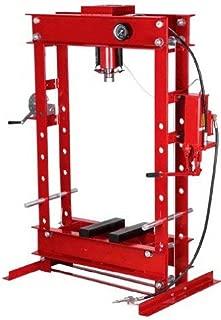 central hydraulics 50 ton shop press