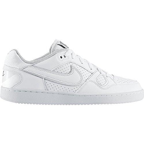 Nike 616775 005 Son Of Force Herren Sportschuhe - Running, Weixdf (White/Black 101), 43 EU