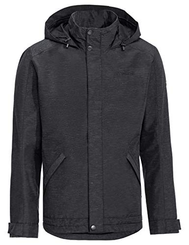 VAUDE Men's Califo Jacket II Homme, Noir, 48
