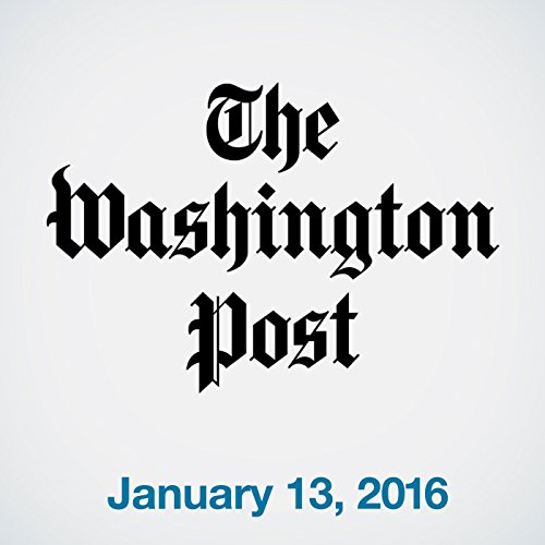 Top Stories Daily from The Washington Post, January 13, 2016 copertina