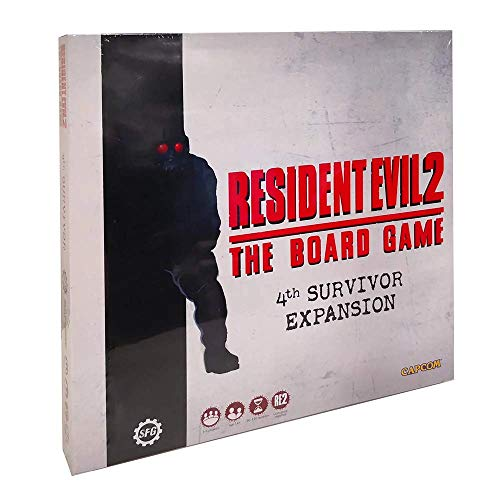 Desconocido Resident Evil 2: The Board Game - 4th Survivor Expansion