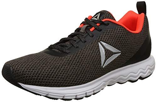 Reebok Men's Zoom Runner Lp Smoky Taupe/Blk/Red Running Shoes-6 UK/India (39 EU)(7 US) (CN7937)