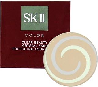 SK-II COLOR クリアビューティ クリスタルスキン パーフェクティング ファンデーション(リフィル)【#440】 #ファインベージュ SPF40/PA+++ 10.5g