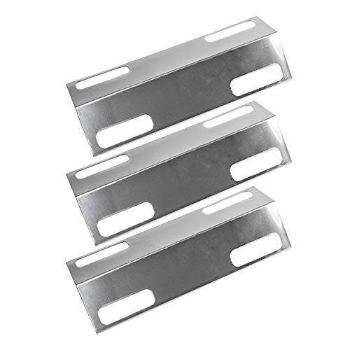 99351(3er Pack) Edelstahl wärmeschutzblech für Gasgrills von Ducane Modelle (153/20,3x 15,2cm)