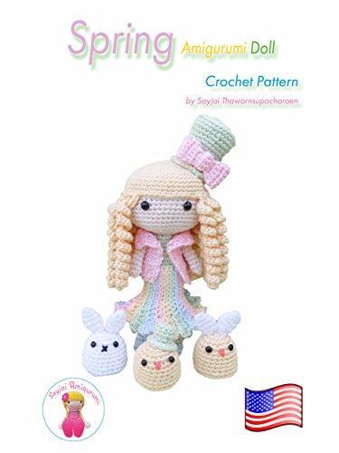Crochet chick amigurumi pattern | Amiguroom Toys | 500x375