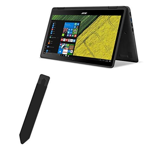 BoxWave Smart Gadget para Acer Spin 5 [Stylus PortaMang] Portador de Stylus Portátil Autoadesivo para Acer Spin 5 – Preto
