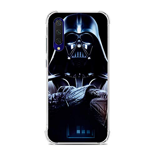 Be-Better Ultra Coque Thin Clear Soft TPU Rubber Anti-Slip Phone Case Cover for XIAOMI MI A3/CC9E-Star-Wars Soldier 8