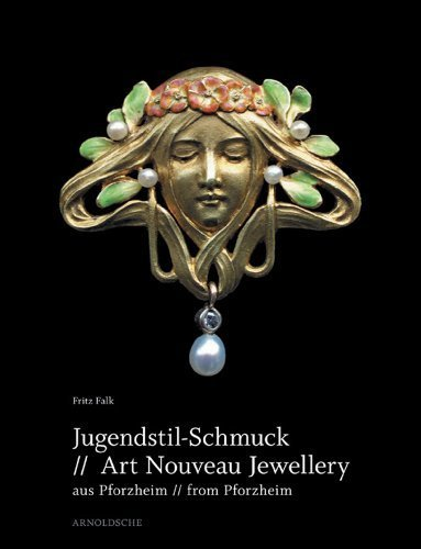 Art Nouveau Jewellery from Pforzheim (English and German Edition) by Fritz Falk (2009-04-16)