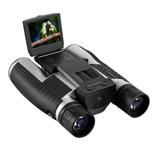 Eoncore 2' LCD Display Digital Camera Binoculars 12x32 5MP Video Photo Recorder Digital Camera...