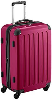 HAUPTSTADTKOFFER - Alex - Luggage Suitcase Hardside Spinner Trolley 4 Wheel Expandable, 65cm, pink (B0056A07MK) | Amazon price tracker / tracking, Amazon price history charts, Amazon price watches, Amazon price drop alerts