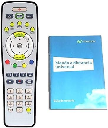 Calvas Mando A Distancia Movistar Remote control Plus Zyxel-ARRIS-ADB STB, RCU