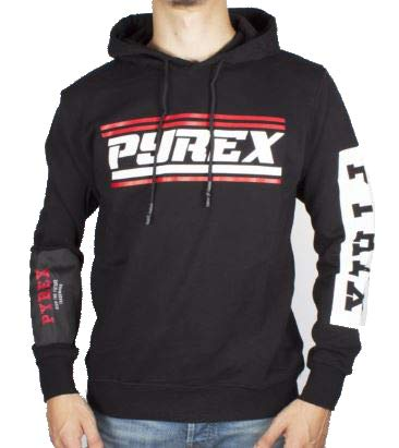 Pyrex Felpa Unisex 40367 L Nero