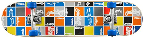 Hot Wheels Skateboard HW Patchwork, 980327