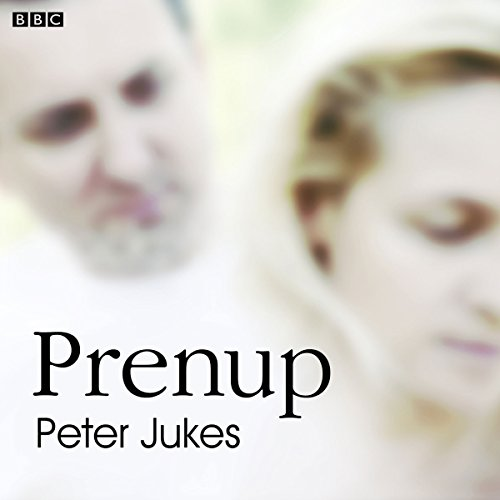 Prenup audiobook cover art