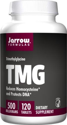 Jarrow Formulas TMG 500, 120 Tablets