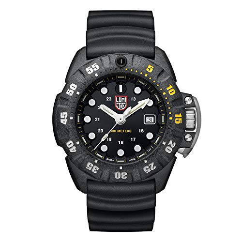 Luminox Scott Cassell Deep Dive 1550 Series Mens Watch