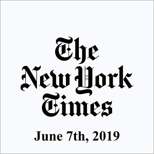 『June 7, 2019』のカバーアート