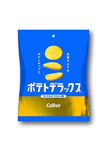 ポテトデラックス マイルドソルト味 50g×5袋 新潟 長野 限定