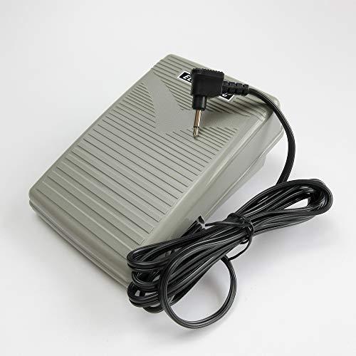 Pedal de controle de pé para Brother PL-2100, PQ1300, PQ1500, PS1900, PS1950, PS2100