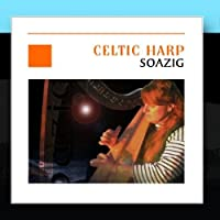 Celtic Harp by Soazig