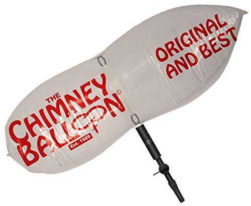 Chimney Balloon CBLR1536 tochtstopper, transparant