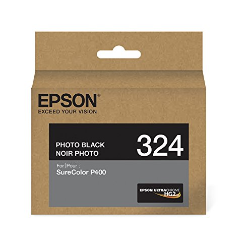 Epson T324120 Epson UltraChrome HG2 Photo Ink (Black)