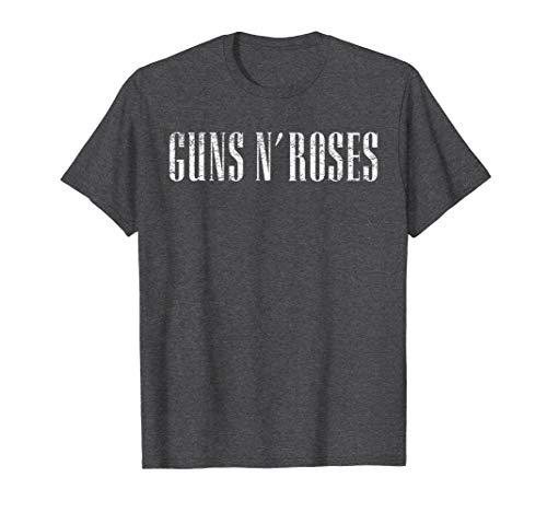 Guns N' Roses Official Logo T-Shirt