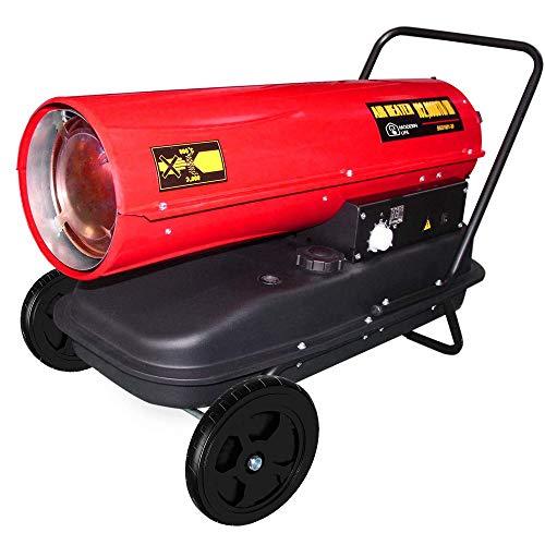 DjfLight verwarmingstoestel voor kweekdoeleinden, industriële bedrijf, diesel, 20 kW, heteluchtventilator, schuur, voor kweken, verwarming van heteluchtkachels