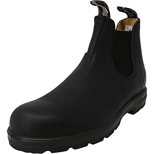BLUNDSTONE Unisex Classic 550 Series Chelsea Boot, Heritage Voltan Black, 43 EU