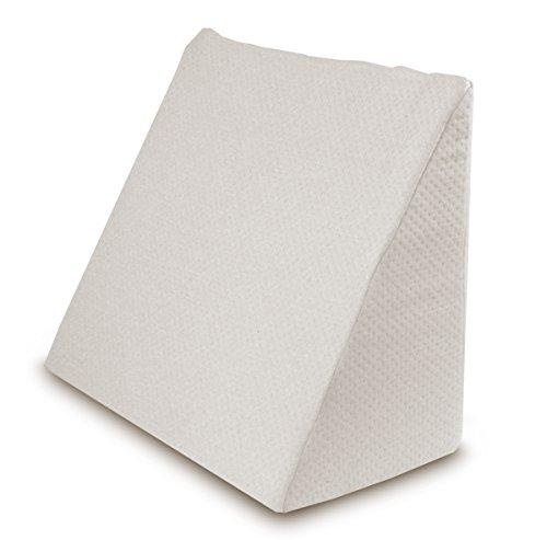 Kirsten Balk Keilkissen 30x50x60 cm aus Microfaser Farbe Weiß