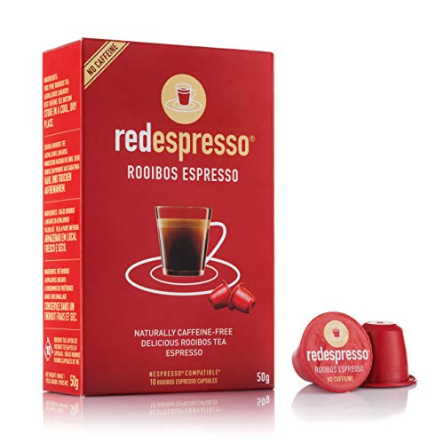 Red Espresso - Rooibos Thee (10 Capsules) - Nespresso Compatibel