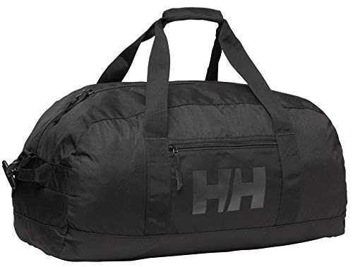 Helly Hansen Sport Duffel 50l Sac De Voyage, Unisex – Adulto, Black, One size
