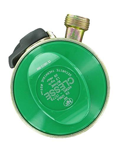 COMAP S651130 Butane Détendeur Zippy à Clipser Clip-on pour Bouteilles gaz 6-10kg-Diamètre 20 mm-Twiny, Malice, Elfi, Calypso, Shesha