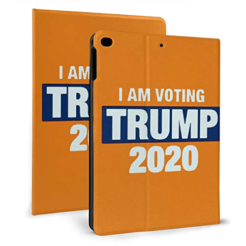 Voting for Donald Trump IPad Case Fit IPad Mini 4/5,Ipad 2017/2018 & Ipad Air 1/2 Stand Cover Case for Apple IPad 9.7 Inch Slim Stand Hard Back Shell Protective Smart Cover Case -  NOT, Lndbsa-111269568-Lods-Black-265
