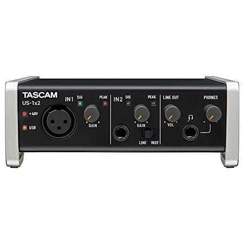 Tascam US-1x2 Interface USB