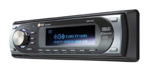 LG LAC M 8600 R MP3-CD-Tuner schwarz