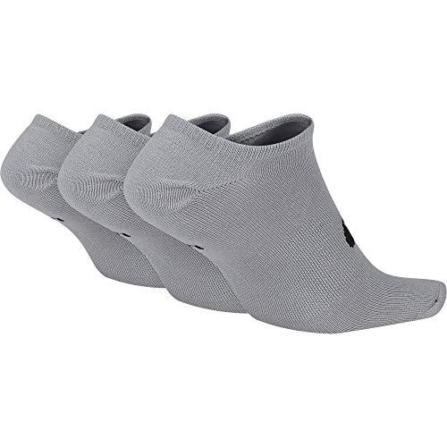 NIKE U Nk NSW Everyday Essential NS Calcetines, Unisex Adulto, Wolf Grey/Black, M